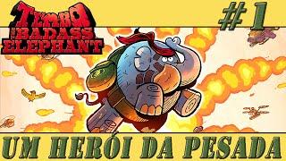 Tembo the Badass Elephant #1 - Um Herói da Pesada