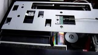 CD-Wechsler CDP-C900 Video 2