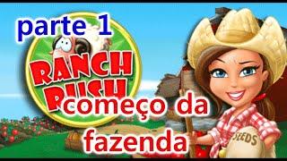 Ranch Rush -  começando uma fazenda - #1