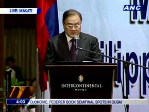Manny Pangilinan (Philex Mining): Problem in mining has been enforcement of laws