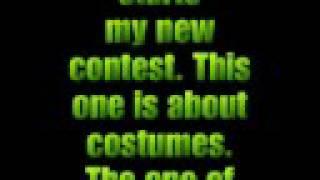 The Nilsthe13th Contest 2 Costume Contest