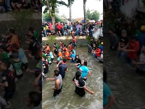 Aksi PASUKAN NDLERENG new pallapa sing biso live mojokrapak jombang 2018