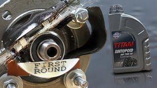 Fuchs Titan Sintopoid 75W90 Jak skutecznie olej przekładniowy chroni skrzynie?
