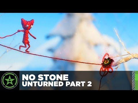 No Stone Unturned Achievement Part 2 – Unravel