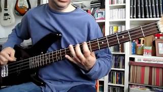 BAD RELIGION - You (bass cover)