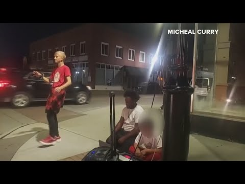 Video: Boy attacked
