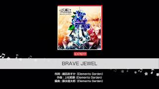 「バンドリ」BanG Dream! : BRAVE JEWEL [Expert]