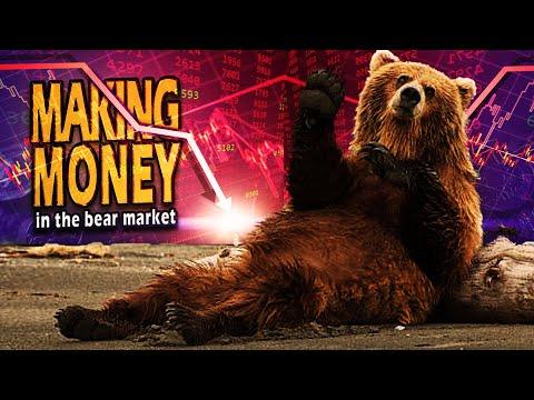 How To Make Money In The Crypto Bear Market