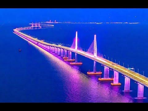 港珠澳大桥通车,曝光各国网友素质,英国人最低,印度人有点意外 【一号哨所】