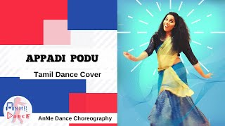 Apdi Pode | Ghilli |  Kutthu DANCE COVER | AnMe