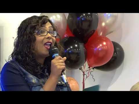 Community Round Up Grand Opening AV Host Mississauga By Mayor Bonnie Crombie