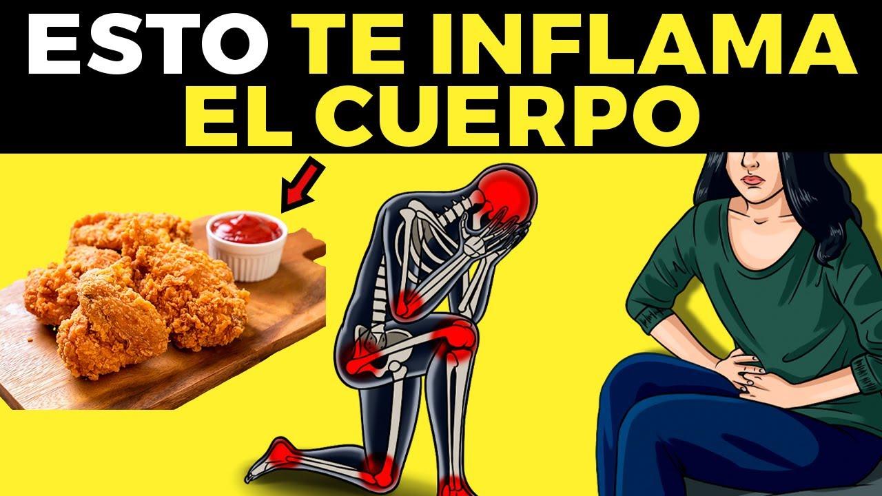 13 alimentos que inflaman el cuerpo y los que no