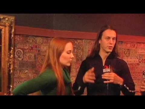 EPICA Interview with Simone and Mark on Metal Injection 2010