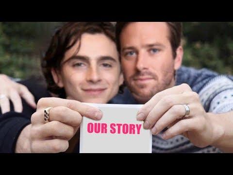 Armie Hammer & Timothée Chalamet | Our Story