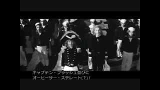 1963年東映映画「続・てなもんや三度笠」(主演:藤田まこと) からのワン...