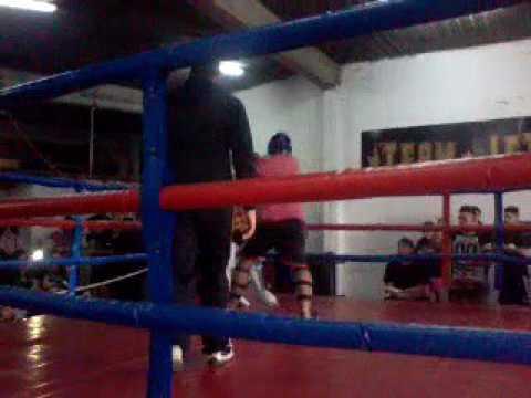 Franco gallardo vs Sebastian Ramos