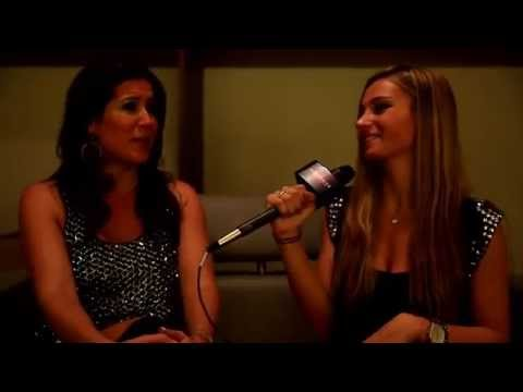 Kim Sozzi Interview @ Resorts World Casino NYC