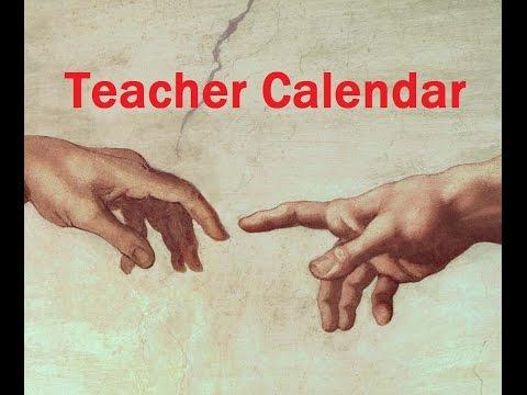 Language teacher, Tutor & Student Schedule Intro.