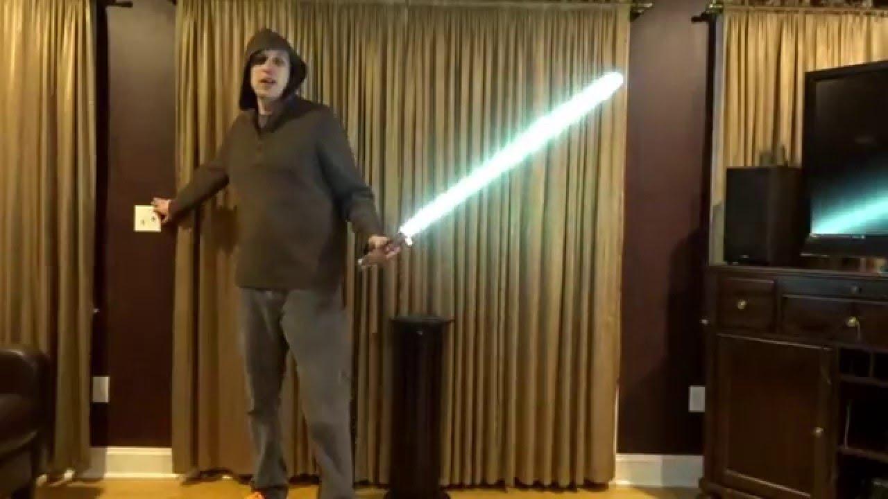 First Generation Lightsaber Prototype | Lightsaber ... |Prototype Lightsaber