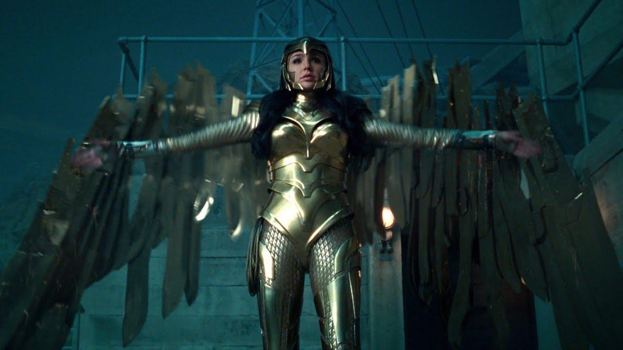 Wonder Woman 1984 - Tráiler Oficial 2 - YouTube