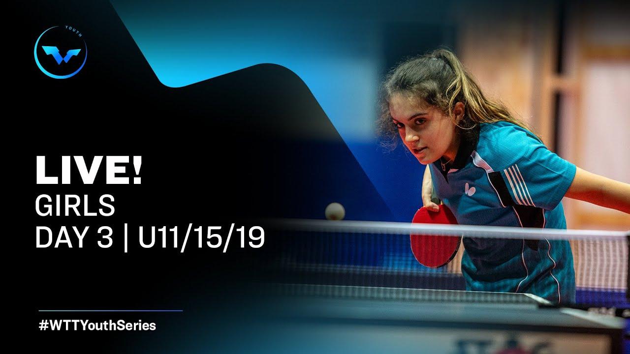 Download WTT Youth Contender Tunis (Girls) - Day 3   U11/15/19 (R16 - Final)