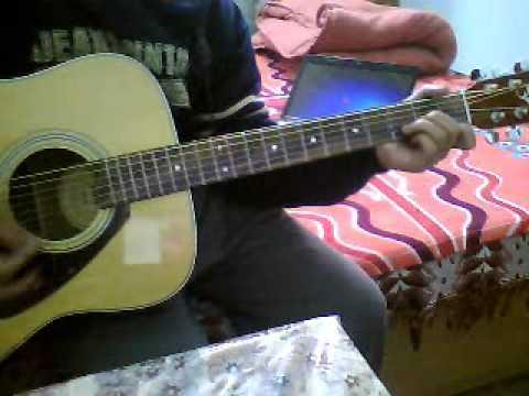 kaun hai jo sapno mein aya(Mohd Rafi) on guitar-Nikhil