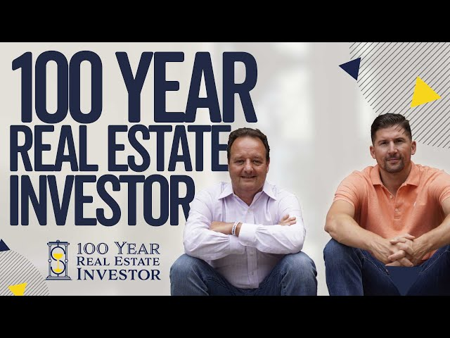 Jake and Gino Introduce the Concept of the 100 Year Real Estate Investor