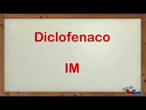 para que es el diclofenaco