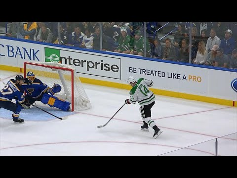 10/07/17 Condensed Game: Stars @ Blues