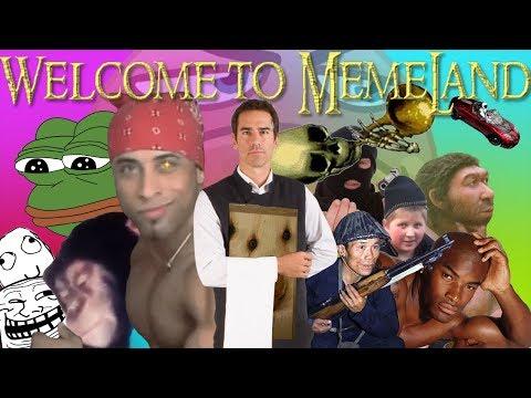 Добро пожаловать в МЕМЛЕНД!