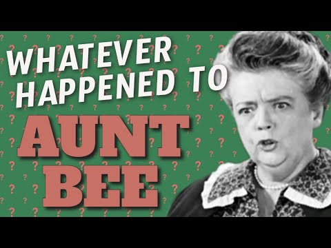 Whatever Happened to Aunt Bee?