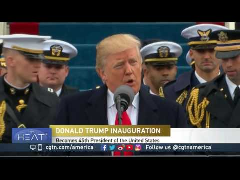 The Heat: The Inauguration of President Trump PT1