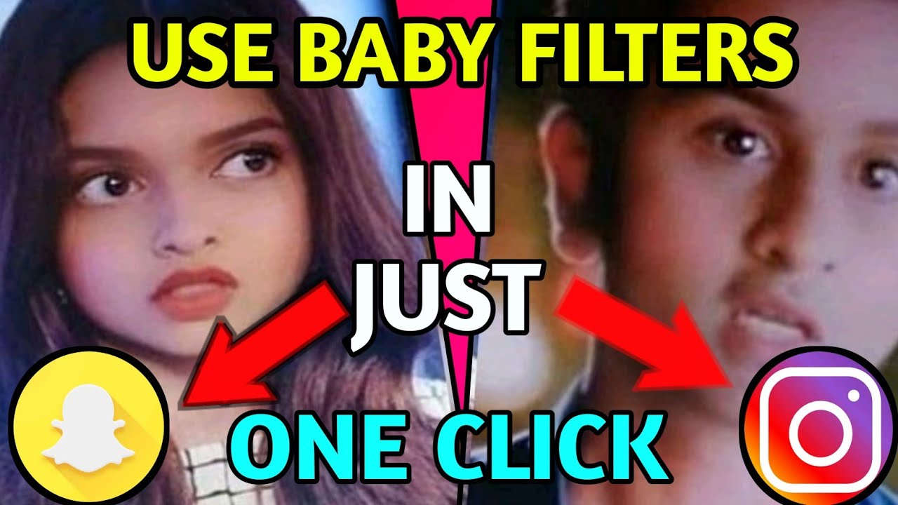 4 45 MB] 100% WORKING TRICK HOW TO USE BABY FILTERS IN