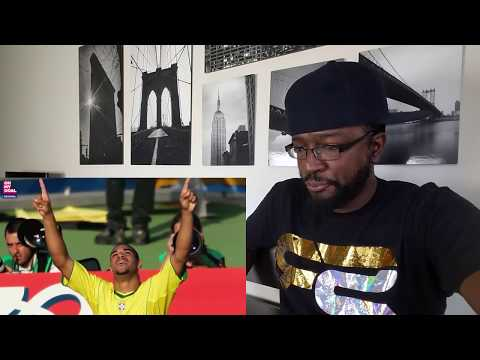 Adriano The Downfall Of The Best Striker In The World! REACTION