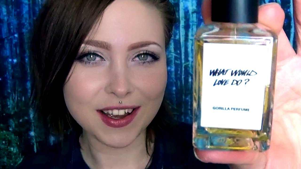 eye of love perfume review