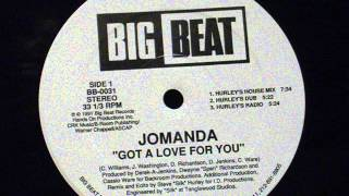 Got a love for you - Jomanda