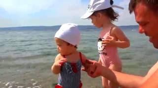Открытие пляжного сезона Турция Мраморное  Море  Отдых в Турции Marmara  Denizi plaj ucuz tatil(Видео выкладываю второй раз, так как случайно было удалено! На этом видео мы первый раз приехали отдыхать..., 2016-07-29T22:48:49.000Z)