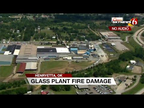Henryetta Glass Plant Explosion