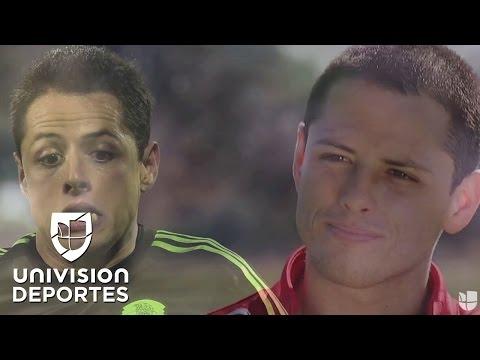 """Javier Hernández: """"Me siento halagado por el interés del Chelsea"""""""