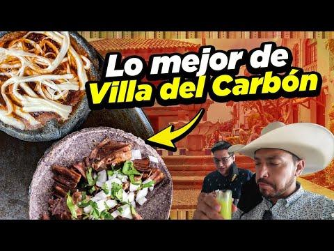 Deliciosa BARBACOA, ROMPOPE  y muchas cosas más en VILLA DEL CARBON.