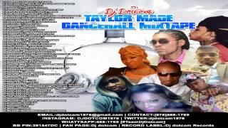 Baddest Dancehall MIX CD Summer 2015 DJ DOTCOM  Vybz Kartel, Popcaan, Alkaline, Adionia, Fubaan LNJ,