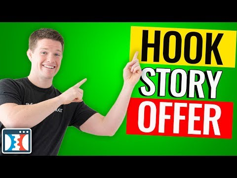 The Hook, The Story, And The Offer