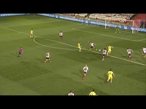Lincoln AFC Wimbledon Goals And Highlights