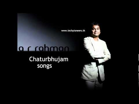 Chaturbhujam AR Rahman Devotional Song - Shantakaram Bhujagasayanam