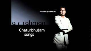 Chaturbhujam AR Rahman Devotional Song