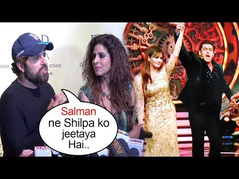 Bakhtiyar & Tanaaz Irani's ANGRY Reaction On Shilpa Shinde WINNING Bigg Boss 11 By Salman's HELP