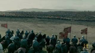 Vikings   The Great Heathen Army Attacks King Aelle's Army Season 4B Official Scene 4x18 HD 1