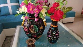 #DIY Pot Painting | Home Decor DIY Ideas | #diydecor | Hobby Ideas