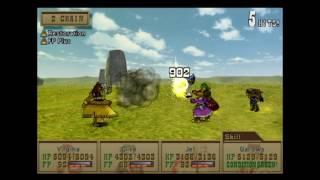 Wild Arms 3 (PS4) - easy EXP farming