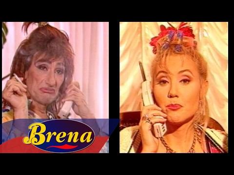 Lepa Brena - Moj se dragi Englez pravi - (Official Video 1994)